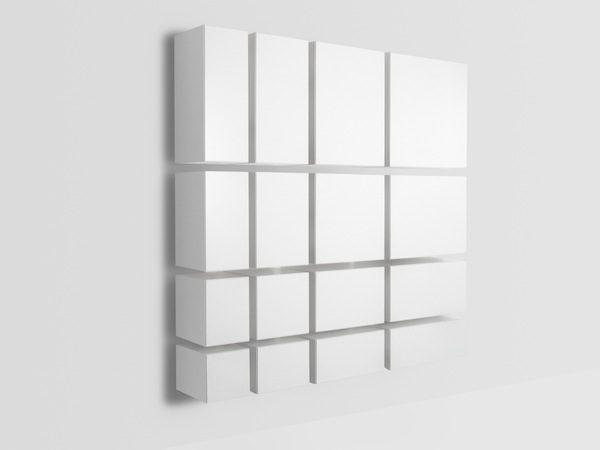 Collectie-overzicht van onze kasten