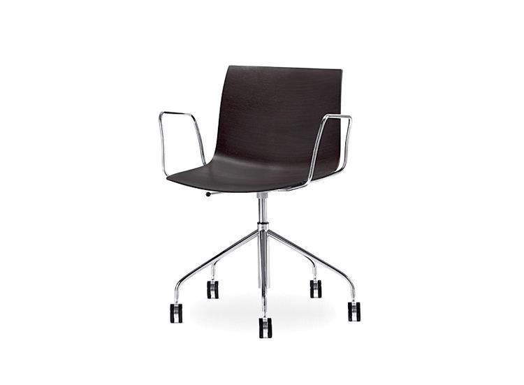 arper catifa 46 bureaustoel ploemen interieur. Black Bedroom Furniture Sets. Home Design Ideas