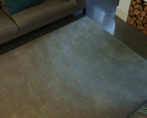 Vloerkleed Carpet Sign Sauvage Dégradé kleur taupe