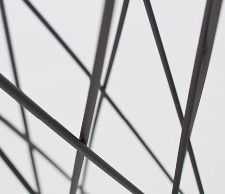 Cascando Basket staande kapstok