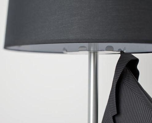 Cascando Coatlamp staande kapstok