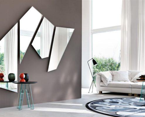 Fiam Mirage spiegel