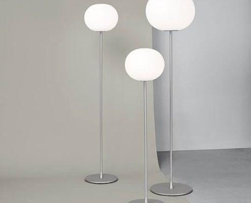 Flos Glo-ball vloerlampen
