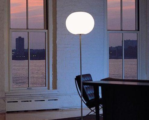 Flos Glo-ball vloerlamp
