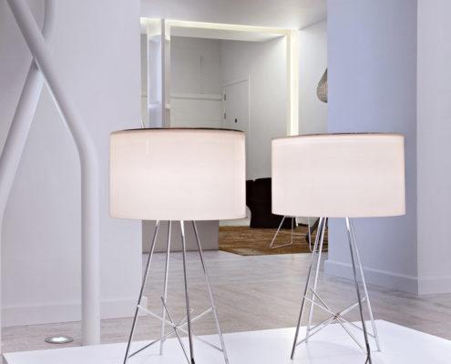Flos Ray T tafellampen