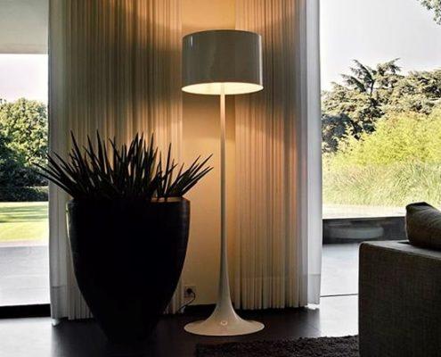 Flos Spun Light vloerlamp