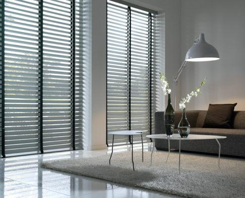 Sunway houten jaloezie raamdecoratie