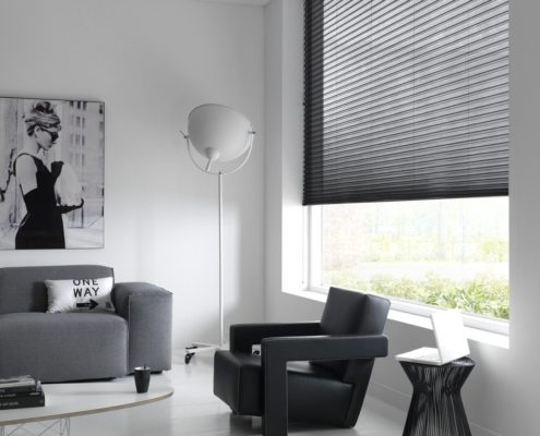 Sunway Plissé Duette raamdecoratie