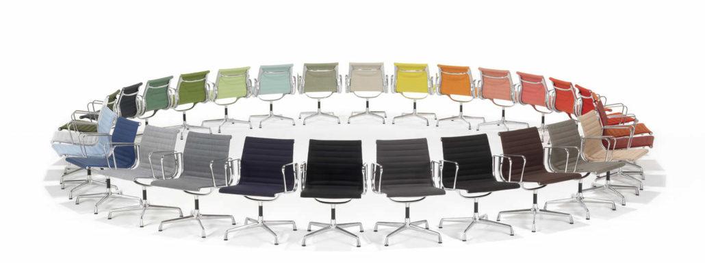 vitra ea aluminium chair 105 107 108 ploemen interieur. Black Bedroom Furniture Sets. Home Design Ideas