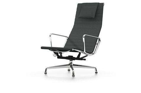 Vitra Aluminium Chair EA124 fauteuil