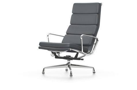 Vitra EA222 Soft Pad fauteuil
