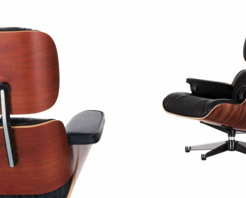 Vitra Eames Lounge Chair fauteuil