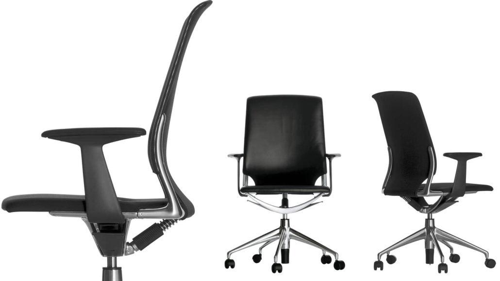 Vitra Meda Bureaustoel.Vitra Meda Chair Bureaustoel Ploemen Interieur