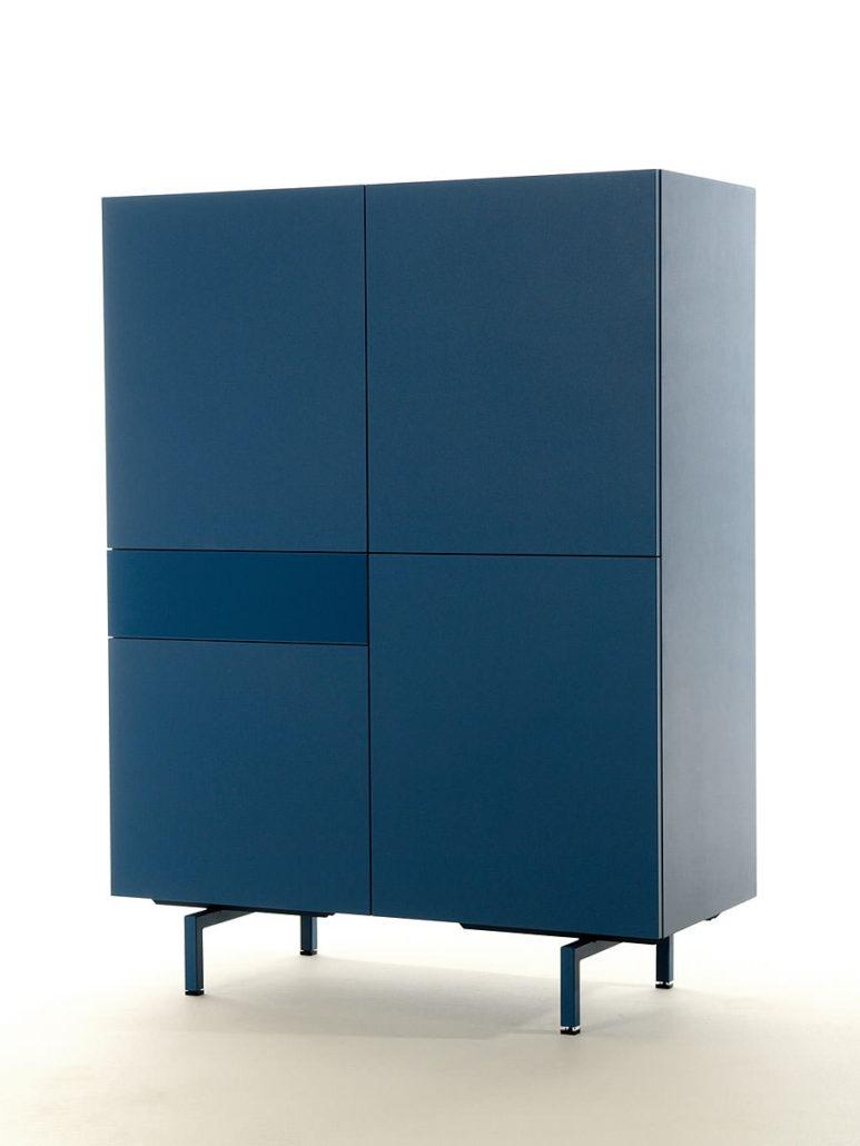 Castelijn Solo 2-deuren blauw