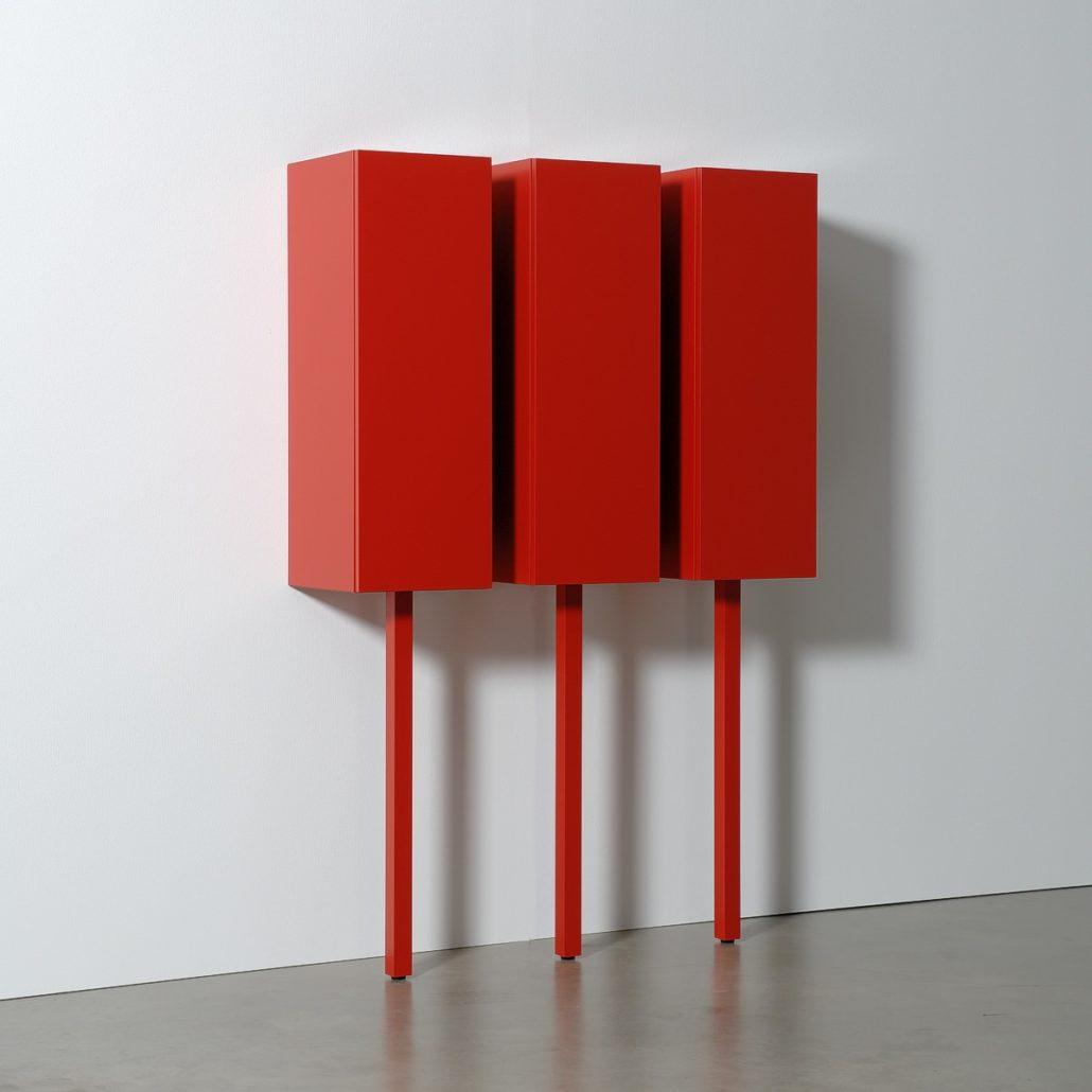 Castelijn Sticks symetrisch rood