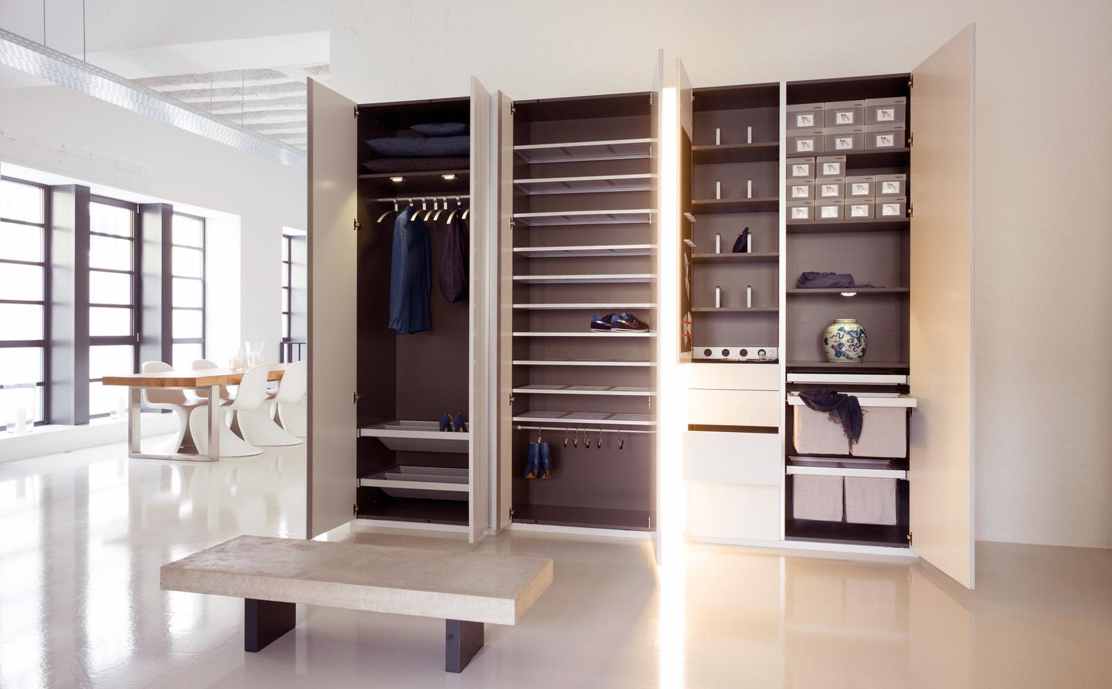 Garderobekasten entree ploemen interieur en design