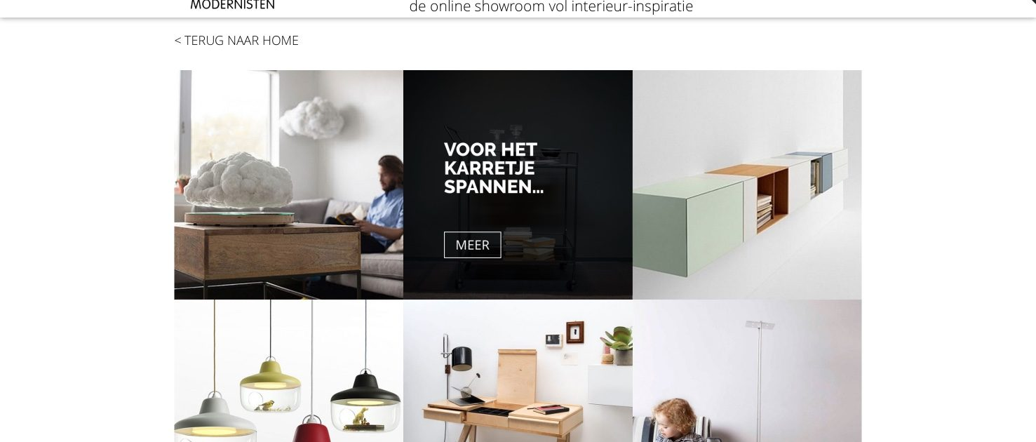 woonmodernisten homepage