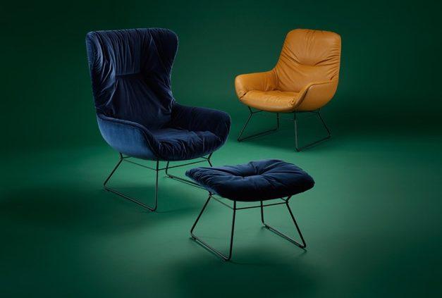 Freifrau Leya Lounge stoelen