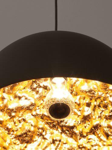 Catellani & Smith Stchu Moon hanglamp goudkleurig