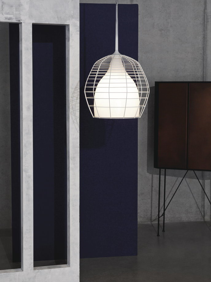 Diesel with Foscarini - Cage hanglamp