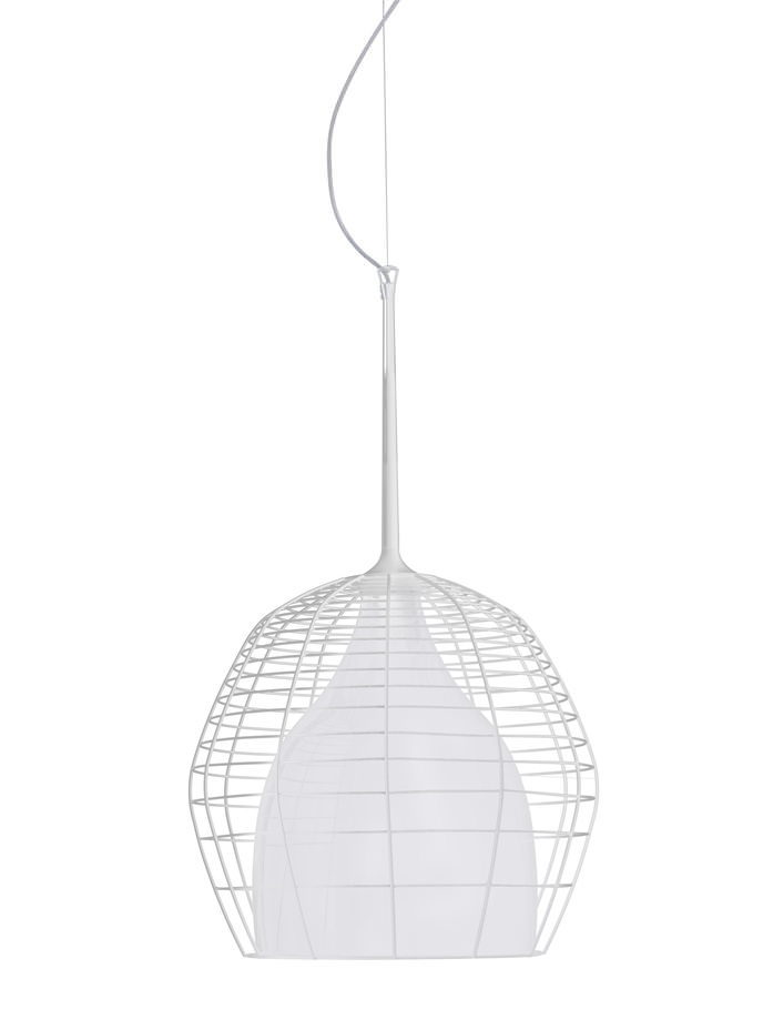 Diesel with Foscarini - Cage hanglamp wit