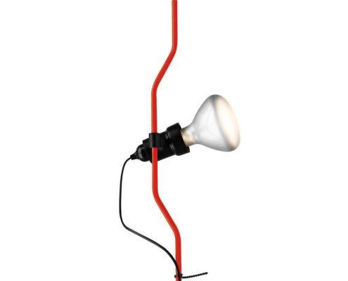 hanglamp Flos Parentesi - rood