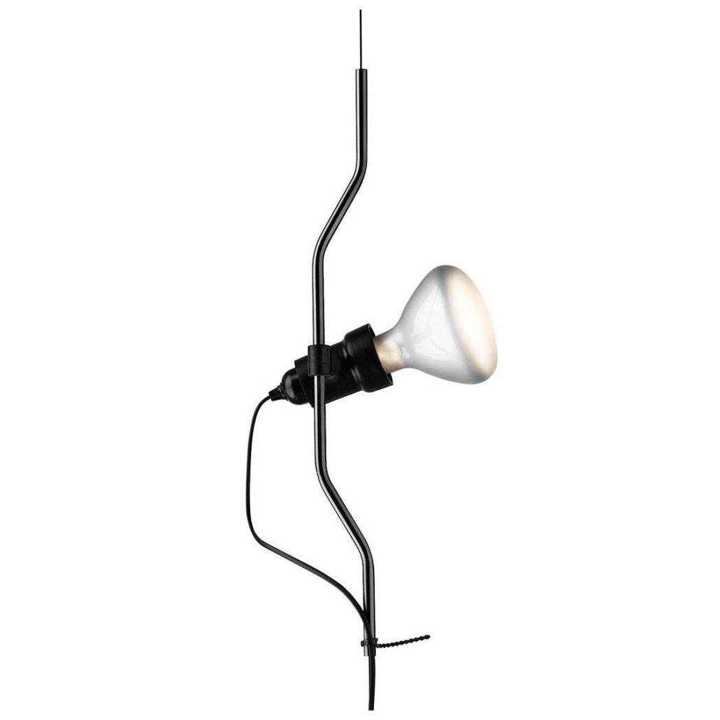 hanglamp Flos Parentesi - zwart