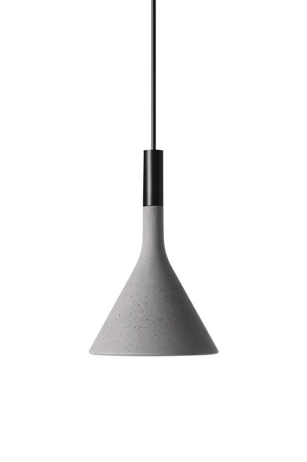 Foscarini Aplomb Mini in kleur grijs