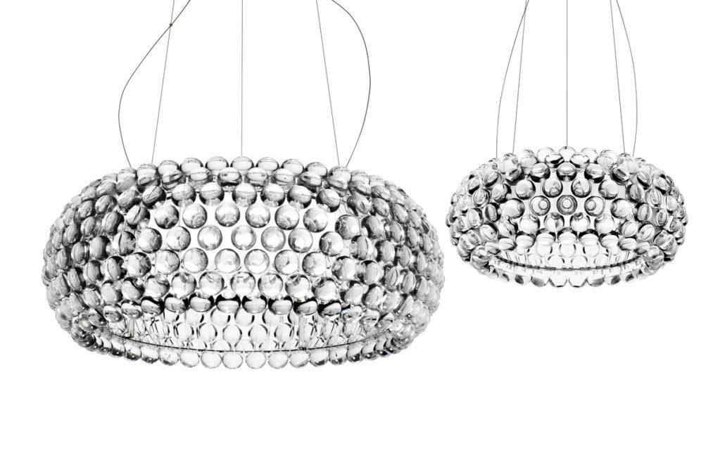 Foscarini Caboche hanglamp transparant
