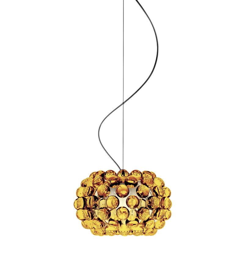 Foscarini Caboche Small hanglamp goudkleurig0