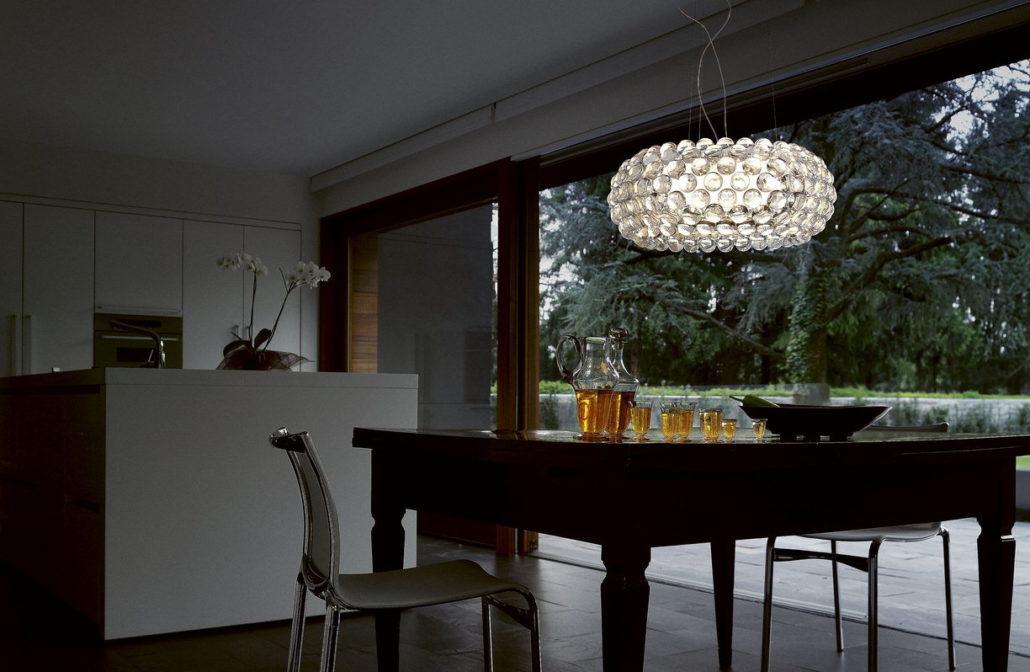 Foscarini Caboche hanglamp sfeerfoto