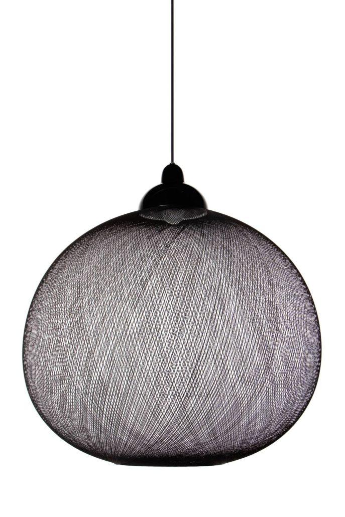 Moooi Non Random hanglamp zwart