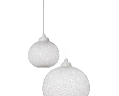 Moooi Non Random hanglamp groot en klein