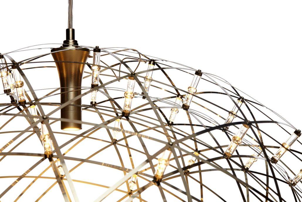 Moooi Raymond Dome hanglamp detail
