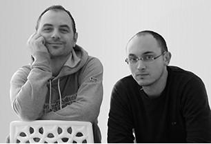 ontwerpers Lucidi en Pevere