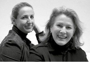 ontwerpers Patricia Urquiola en Eliana Gerotto