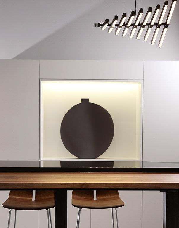 Vibia Rhythm Horizontal hanglamp