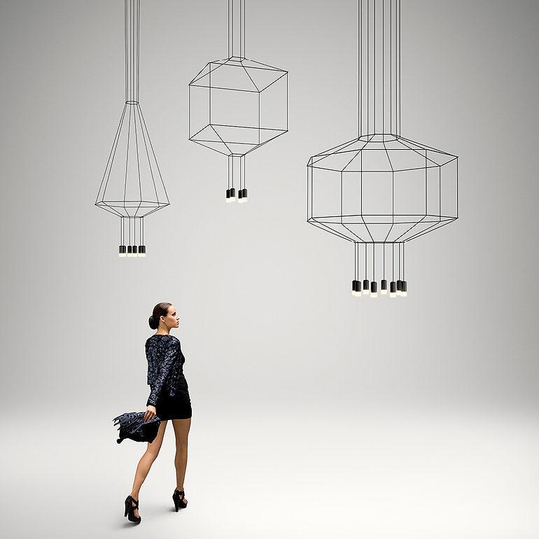 Vibia Wireflow hanglamp