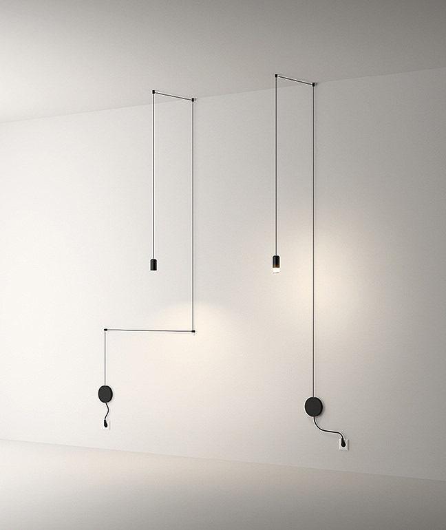 Vibia Wireflow Free-Form hanglamp