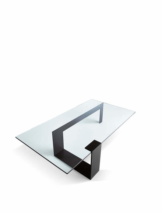 Tonelli Plinsky salontafel zwart