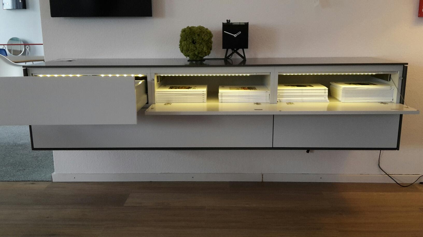 wandkast Interlübke, model Cube Fine - Ploemen Interieur